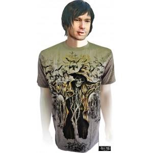 Shiroi Neko T-Shirt BUSH OF GHOSTS